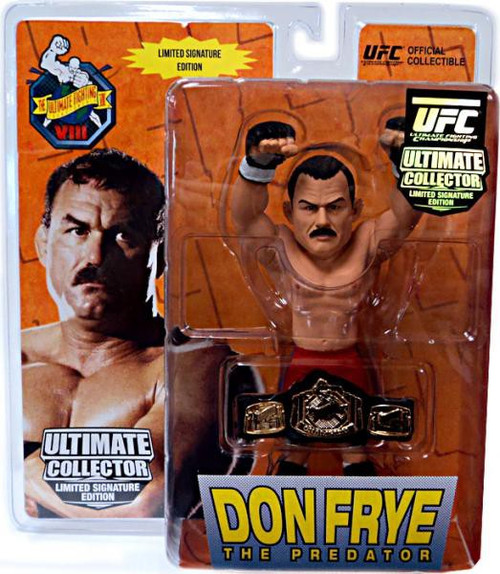 UFC Ultimate Collector Series 9 Don Frye Action Figure [Limited Signature Edition]