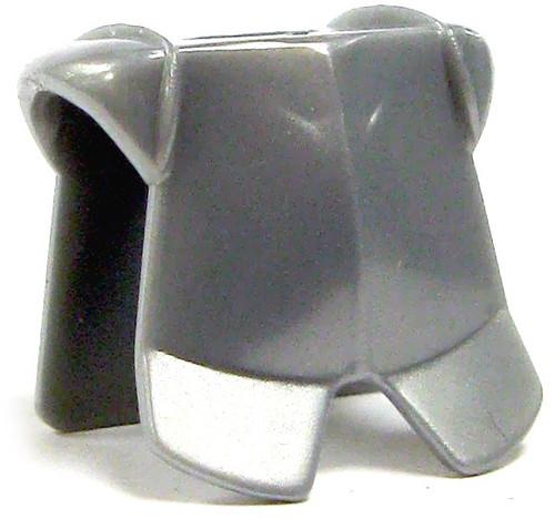 LEGO Armor Silver Breastplate Loose Accessory [Loose]