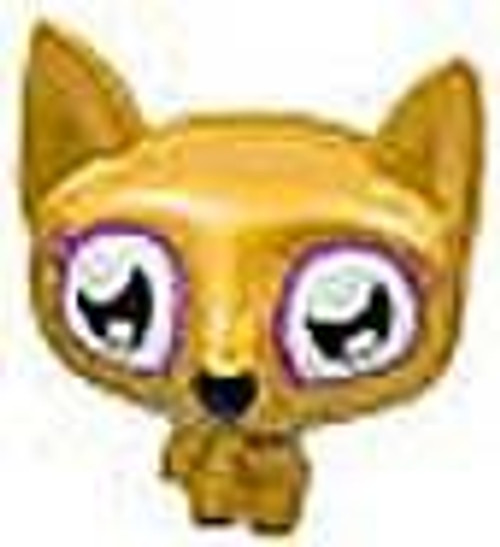 Moshi Monsters Moshlings Gold Limited Edition Lady Meowford 1.5-Inch Mini Figure