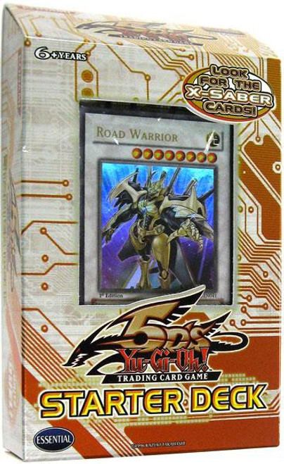YuGiOh Trading Card Game 2009 Starter Deck