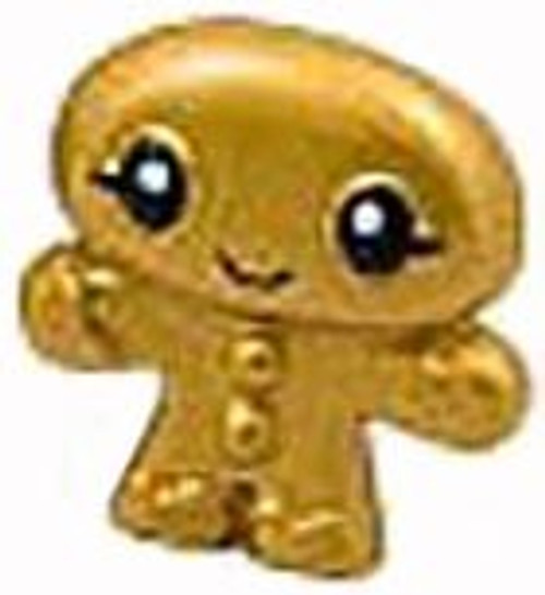 Moshi Monsters Moshlings Gold Limited Edition Hansel 1.5-Inch Mini Figure