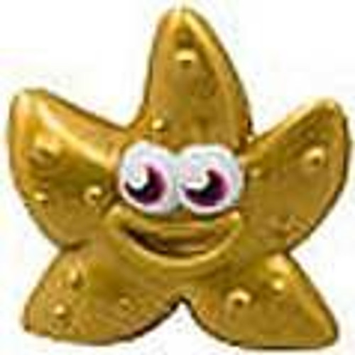 Moshi Monsters Moshlings Gold Limited Edition Fumble 1.5-Inch Mini Figure