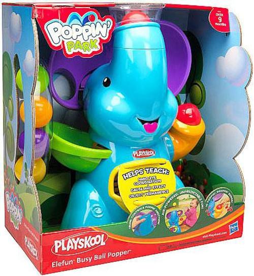 Poppin' Park Elefun Busy Ball Popper [Blue]
