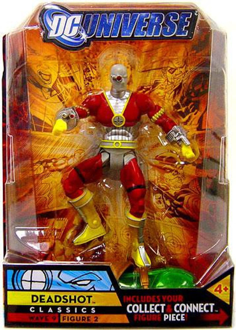 DC Universe Classics Chemo Series Deadshot Action Figure #2