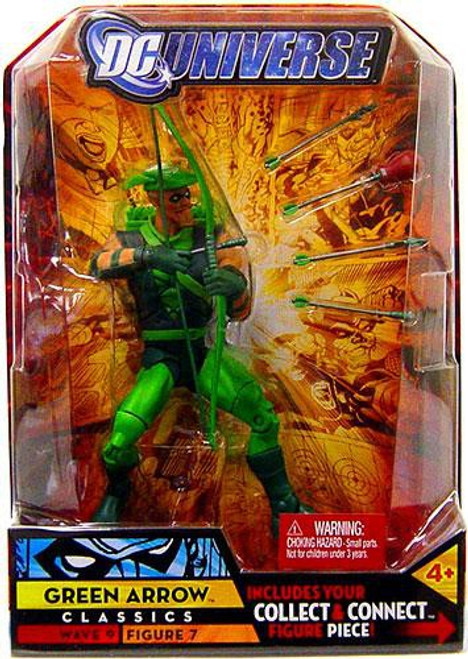 DC Universe Classics Chemo Series Green Arrow Action Figure #7