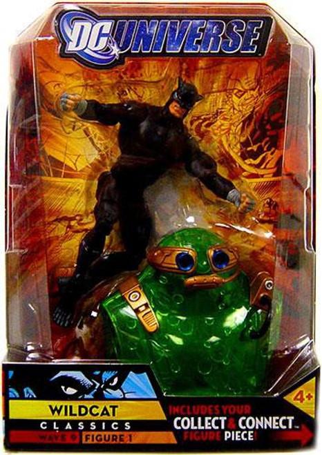 DC Universe Classics Chemo Series Wildcat Action Figure #1