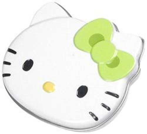 Hello Kitty Apple Sours Candy Tin [Green Bow]