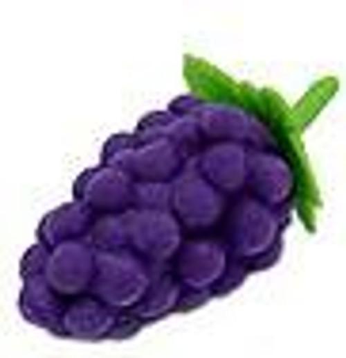 Iwako Grapes Eraser