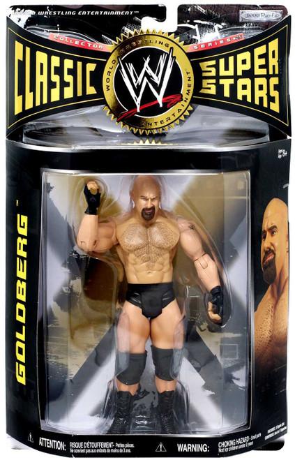 WWE Wrestling Classic Superstars Series 25 Goldberg Action Figure