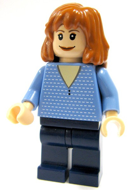 LEGO Spider-Man 2 Mary Jane Minifigure [Loose]