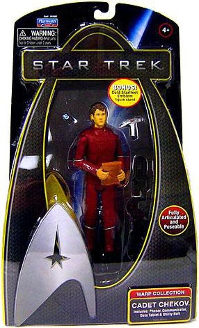 Star Trek 2009 Movie Warp Collection Pavel Chekov Action Figure [Cadet]