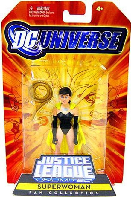 DC Universe Justice League Unlimited Fan Collection Superwoman Action Figure