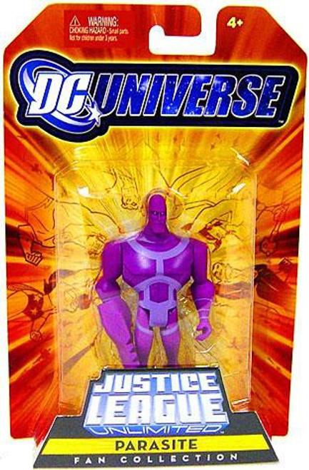 DC Universe Justice League Unlimited Fan Collection Parasite Action Figure