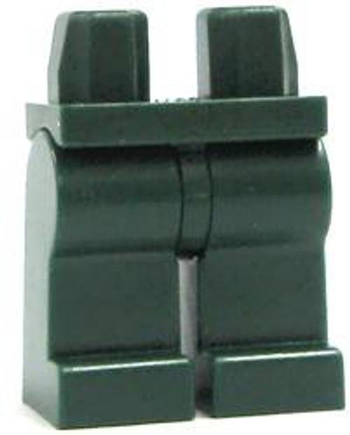 LEGO Dark Green Legs Loose Legs [Loose]