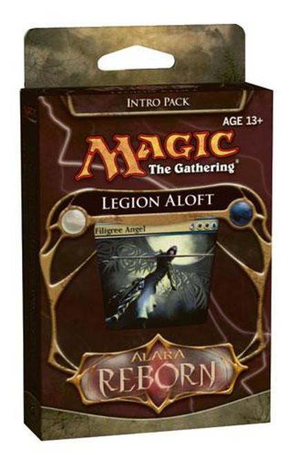 MtG Trading Card Game Alara Reborn Legion Aloft Intro Pack