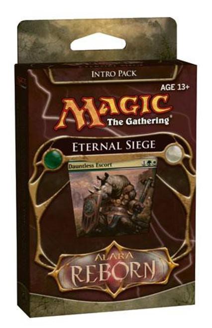 MtG Trading Card Game Alara Reborn Eternal Siege Intro Pack