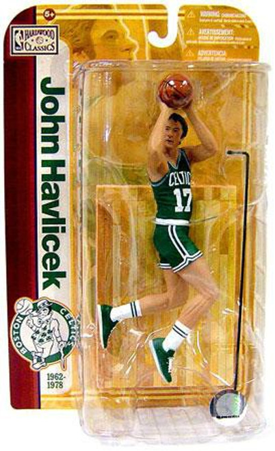McFarlane Toys NBA Boston Celtics Sports Picks Legends Series 5 John Havlicek Action Figure