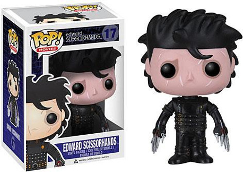 Funko POP! Holidays Edward Scissorhands Vinyl Figure #17