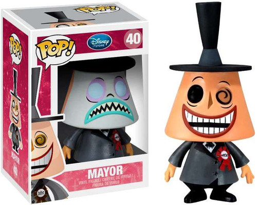 Funko Nightmare Before Christmas POP! Disney Mayor Vinyl Figure #40