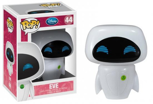 Funko Wall-E POP! Disney Eve Vinyl Figure #44