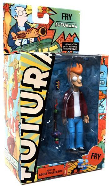Futurama Encore Series 2 Fry Action Figure