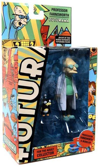 Futurama Encore Series 2 Professor Farnsworth Action Figure