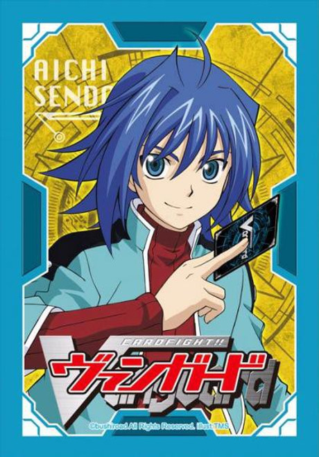 Cardfight Vanguard Japanese Card Supplies Aichi Sendo Card Sleeves [Japanese]