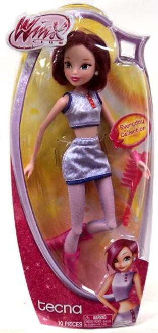 Winx Club Tecna 11.5-Inch Doll [Everyday]