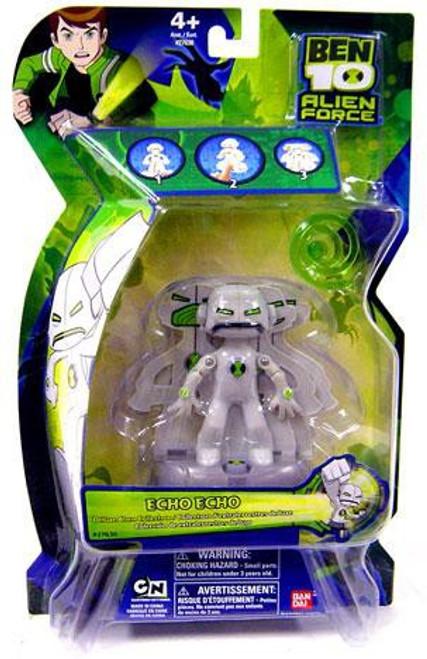 Ben 10 Alien Force Deluxe Alien Collection Echo Echo Action Figure