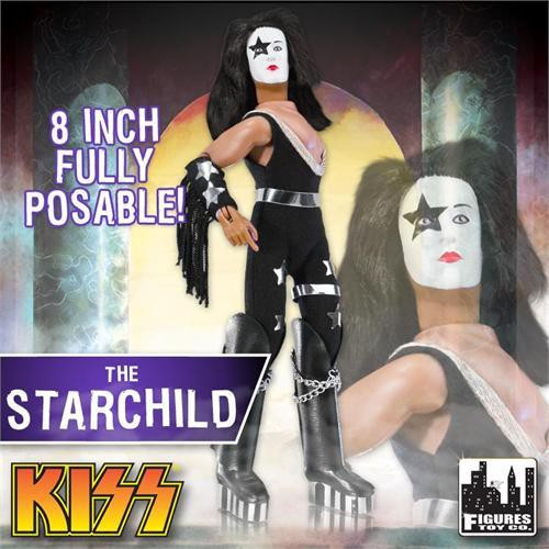 KISS Series 1 The Starchild Action Figure