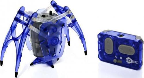 Hexbug Micro Robotic Creatures Inchworm [Indigo]