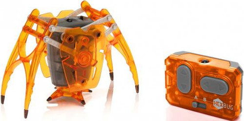 Hexbug Micro Robotic Creatures Inchworm [Orange]