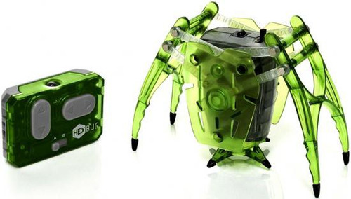 Hexbug Micro Robotic Creatures Inchworm [Green]