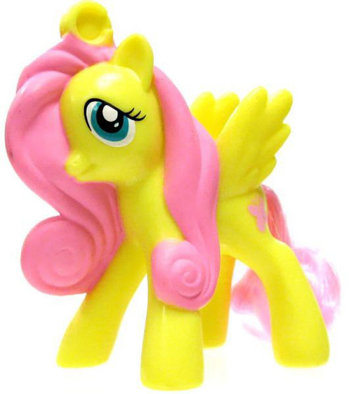 My Little Pony Friendship is Magic Happy Meal Fluttershy 3-Inch Clip On Toy