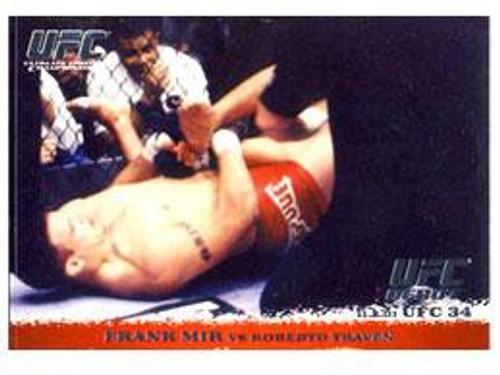 Topps UFC 2009 Round 1 Frank Mir #12