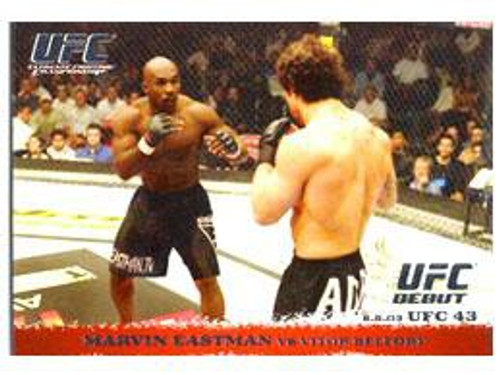 Topps UFC 2009 Round 1 Marvin Eastman #15