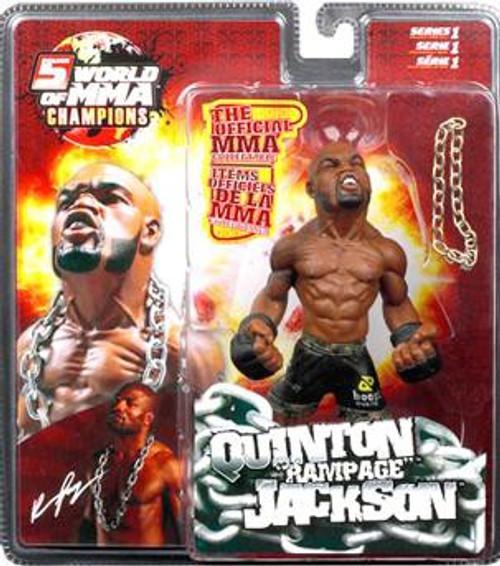 UFC World of MMA Champions Series 1 Quinton Jackson Action Figure