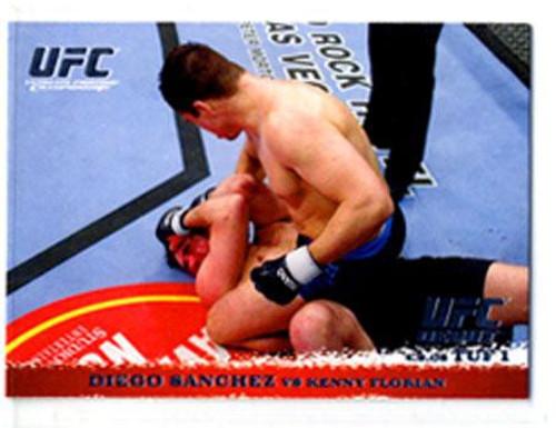 Topps UFC 2009 Round 1 Diego Sanchez #21
