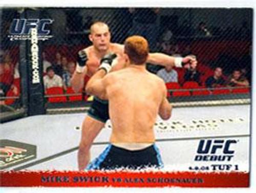 Topps UFC 2009 Round 1 Mike Swick #24