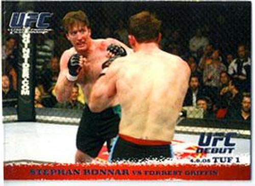 Topps UFC 2009 Round 1 Stephan Bonnar #25
