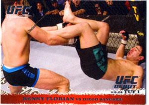 Topps UFC 2009 Round 1 Kenny Florian #26