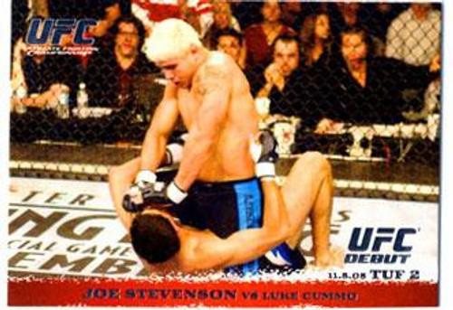 Topps UFC 2009 Round 1 Joe Stevenson #29