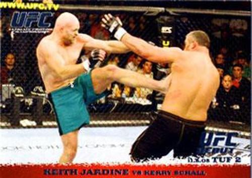 Topps UFC 2009 Round 1 Keith Jardine #30