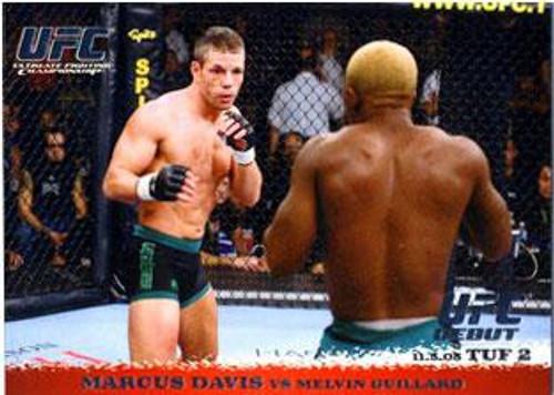 Topps UFC 2009 Round 1 Marcus Davis #32