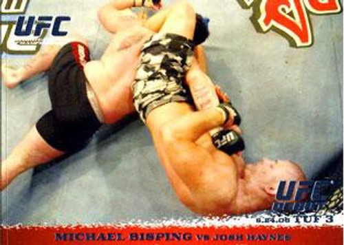 Topps UFC 2009 Round 1 Michael Bisping #42