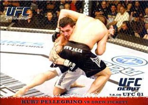 Topps UFC 2009 Round 1 Kurt Pellegrino #48