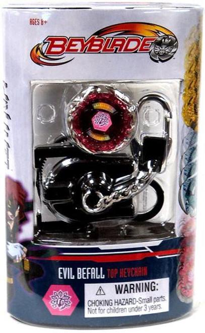 Beyblade Metal Fusion Series 7 Evil Befall Keychain