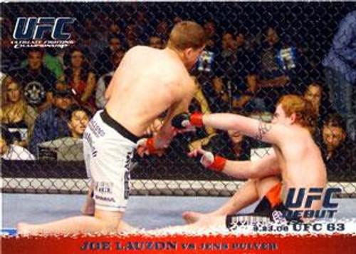 Topps UFC 2009 Round 1 Joe Lauzon #53