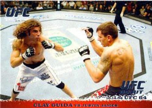 Topps UFC 2009 Round 1 Clay Guida #56