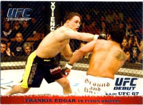 Topps UFC 2009 Round 1 Frankie Edgar #60